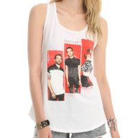 Paramore Trio Girls Tank Top