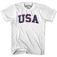 USA Vintage T-shirt, White