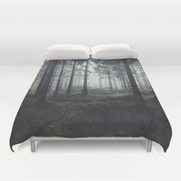 Through The Trees Duvet Cover by Tordis Kayma | Society6