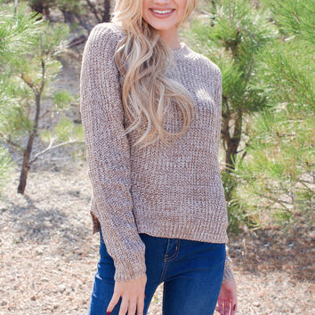 Shades Of You Knit Top
