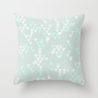 My Favorite Pattern 4 Throw Pillow by Mareike Böhmer Graphics