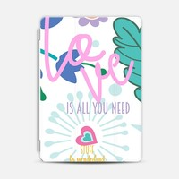 Love Is All You Need iPad Case iPad Air 2 cover by STUFFxWonderland | Casetify