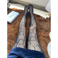 DIOR Black Tights