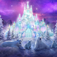 Winter Wonderland Painting by Philip Straub - Winter Wonderland Fine Art Prints and Posters for Sale