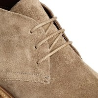 ASOS ACCOMPANIST Suede Desert Boots