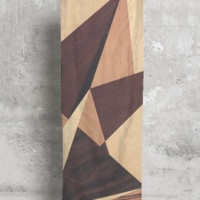 Marquetry rooster Scraf