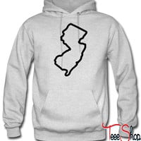 New Jersey hoodie