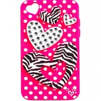 Silicone Heart Tech Case 4   Girls Toys Clearance   Shop Justice