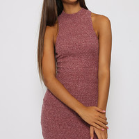 Shelley Dress - Red
