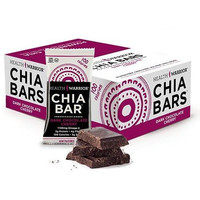 Health Warrior Chia Bar Dark Choc Cherry (15x0.88oz)