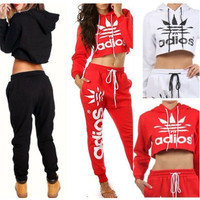 tracksuits sportswear women hoodies sweat 2015 fashion jogging suit for women sweatsuit [11004758471]