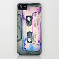 Mix Tape iPhone Case by M✿nika  Strigel   Society6