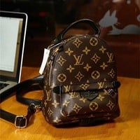 Louis Vuitton Monogram Backpack Mini