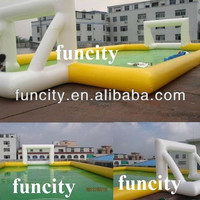 New Design Inflatable Water Soccer Field/inflatable Football Playground With Fence - Buy Inflatable Water Soccer Field,Inflatable Water Soccer Field,Inflatable Water Soccer Field Product on Alibaba.com