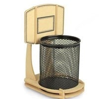 Cool Basketball Stand Pencil Holder