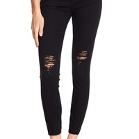 Articles of Society | Sarah Released Hem Distressed Skinny Jeans | Nordstrom Rack