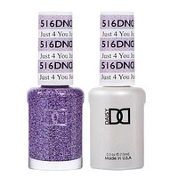 DND - Gel & Lacquer - Just 4 You - #516