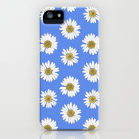DAISY CHAIN iPhone & iPod Case by Bethany Naylor