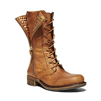 Steve Madden - BARNEY COGNAC LEATHER