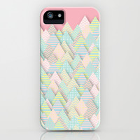 Forest Pastel iPhone & iPod Case by dogooder