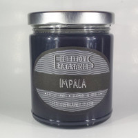 Impala Supernatural Inspired 8oz Soy by FictitiousFragrances