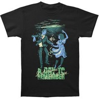 A Day To Remember Men's If It Means A Lot To You T-shirt Black