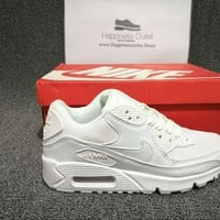 Nike Air Max 90 ''All White''