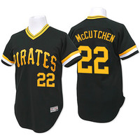 Pittsburgh Pirates Andrew McCutchen #22 Away Throwback Jersey