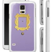 FRIENDS Door Peephole Frame Samsung Galaxy S5 S4 S3 Phone Case Cover from Phone Fluff