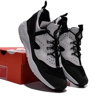 """""""Nike Air Huarache Utility PRM"""" Unisex Sport Casual Multicolor Running Shoes Couple Sneakers"""