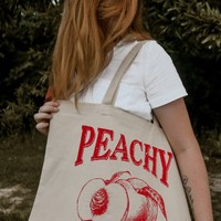 Peachy Canvas Bag
