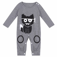 Bad Kitty Baby Boy Clothes