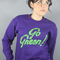 Forever Strung Go Green CrewPurple : Karmaloop.com - Global Concrete Culture
