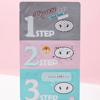 Holika Holika Clear Blackhead 3-Step Kit