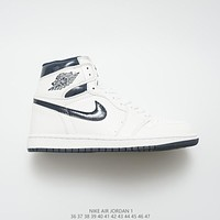 Air Jordan 1 Retro High OG ¡°Metallic Navy¡±