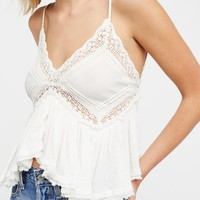 Free People Too Too Cute Top