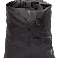 Black Collapsible Triangle Tote