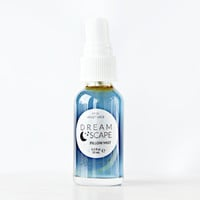 Pillow Mist | Night Body Mist, Bedroom Spray | 100% natural + vegan | Dreamscape - TRAVEL SIZE