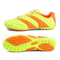 High quality football shoes boys soccer boots Football training soccer shoes sports football boots kids 33-44