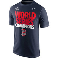 Boston Red Sox MLB WS Celebration Champ T-Shirt 2013