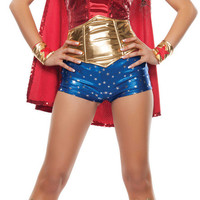 Wonder Lady Adult Costume