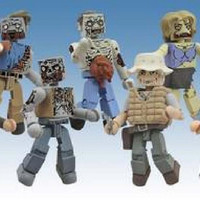 Walking Dead Minimates Series 1