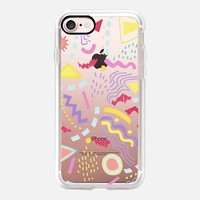 Festival mood iPhone 7 Case by Vasare Nar | Casetify