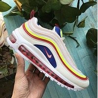AIR MAX 97  NIKE  Fashion Running Sneakers Sport Shoes