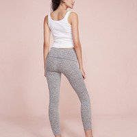 Express One Eleven Foldover Cropped Legging