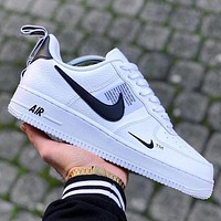 Nike Air Force 1 Nike Air Force One Fashion men's and women's low-top casual sports shoes