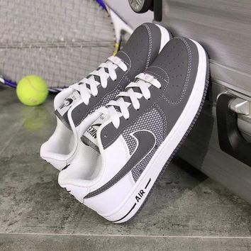 Tagre™ NIKE Air Force 1 Fashion Breathable Running Sneakers Sport Shoes