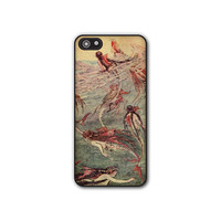 Mermaid Phone Case - Bohemian Phone Case - Vintage Mermaids