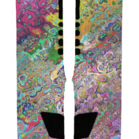 Acid Custom Nike Elites