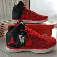 """Nike Air Jordan"" Men Sport Casual Breathable Multicolor Basketball Shoes Running Sneakers"
